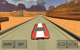 Screenshot of Stunt Driver