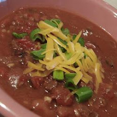 Award Winning Chili Con Carne