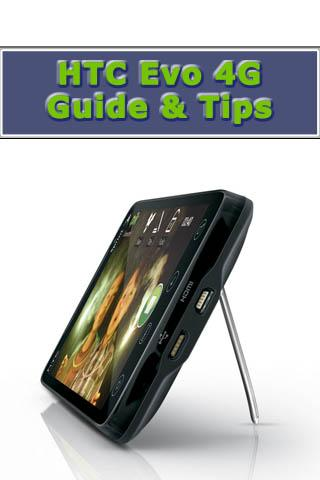 HTC Evo 4G News Tips