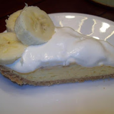Healthy Banana Pie
