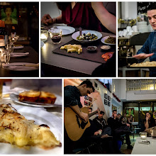 Argentinian Pizza Supper Club + live music