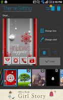 Screenshot of Dear… Atom theme