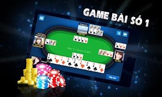Screenshot of Game danh bai HOT 2014