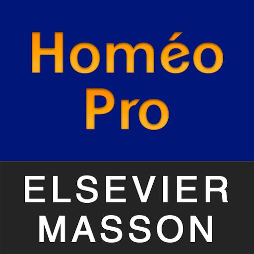 Homéopro - Alain Horvilleur LOGO-APP點子