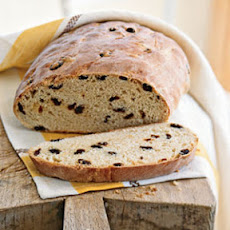 Raisin-Honey Milk Bread