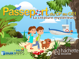 Screenshot of Passeport CP au CE1