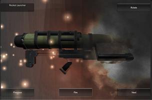 Screenshot of firearm - sound of gun