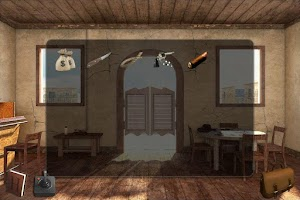 Screenshot of Outlaw's Escape