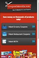 Screenshot of CouponR - Find Deals & Coupons