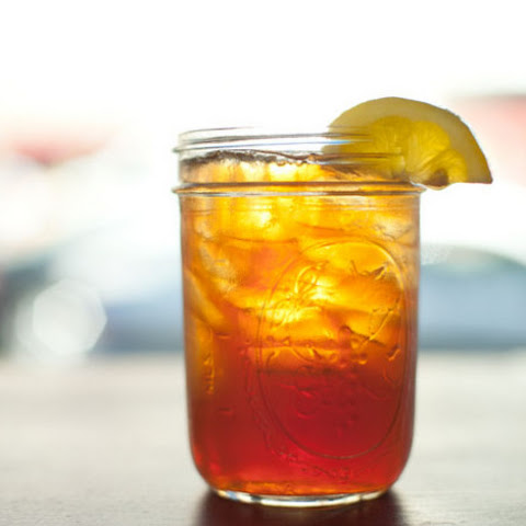 Peach Rosemary Iced Tea & Blueberry Iced Tea Recipes ...