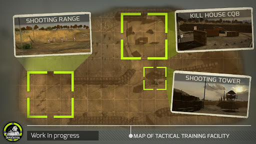 Sniper Tactical HD - screenshot