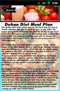 Download Dukan Diet Meal Plan APK to PC | Download Android ...
