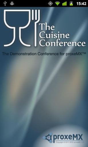 Cuisine Conference