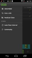 Screenshot of History Eraser - Cleaner