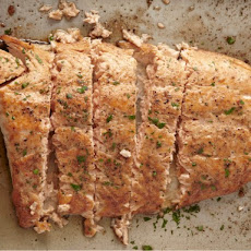Mark Bittman's Roasted Salmon with Butter