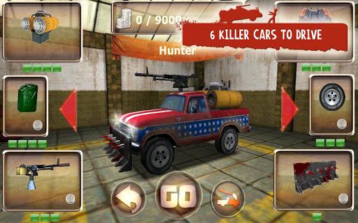 Zombie Derby - screenshot