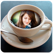 Coffee cup frames APK for Bluestacks