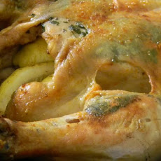 Double - Lemon Roast Chicken
