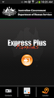 Screenshot of Express Plus Families