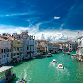 Venice and its colors by Bobby Photography's - Buildings & Architecture Public & Historical