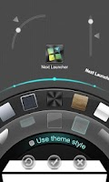Screenshot of Syder Next Launcher 3D Theme