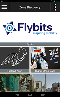 Flybits - screenshot