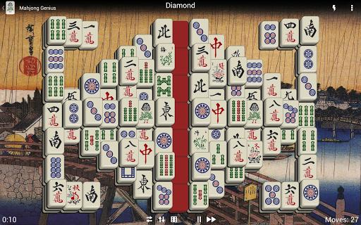 Mahjong Genius - screenshot