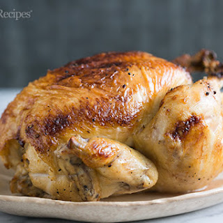 Honey Glazed Whole Chicken Recipes