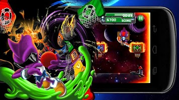 Screenshot of Space Ball