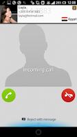 Screenshot of Who calls - Phone Directory