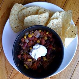 Mexican Chocolate Chili