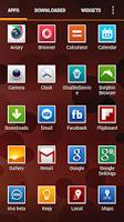 Screenshot of MiDesign Apex Nova ADW Theme