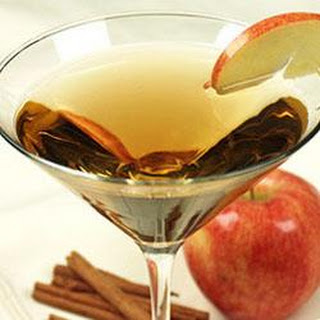 Awesome Apple Martinis