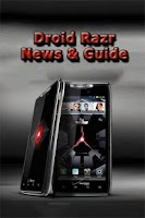 Screenshot of Droid Razr Maxx News & Tips