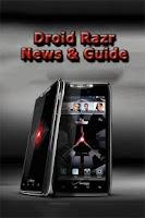 Screenshot of Droid Razr Maxx News & Tips