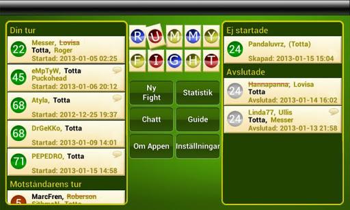RummyFight - screenshot