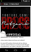 Screenshot of Dross ~El Diario Móvil Oficial