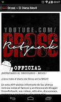 Screenshot of Dross ~El Diario Móvil Oficial