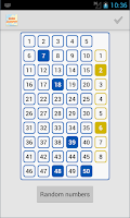 Screenshot of Results of EuroJackpot