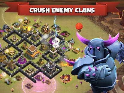 Clash of Clans APK for Lenovo