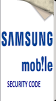 Screenshot of SAMSUNG CODE