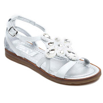 Step2wo Simba - Decorative Crystal Sandal SANDAL