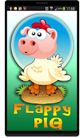 Screenshot of Flapig, The Flying Pig ´ö`