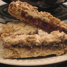 Deceptively Delicious Blueberry Oatmeal Bars (With Spinach)