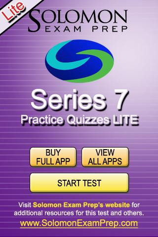 Series 7 Practice Exams Lite