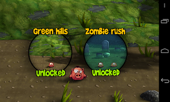 Screenshot of Pigs in The Bunker
