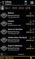 Screenshot of Music Remote Control