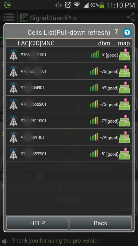 Signal Guard Pro Screenshot 5