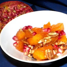 Sweet Fuyu Persimmon Salad
