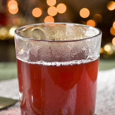 Clarence's Cranberry Toddy